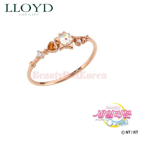 LLOYD Sailor Venus Ring 1ea LRT18065T [LLOYD x Sailor Moon]